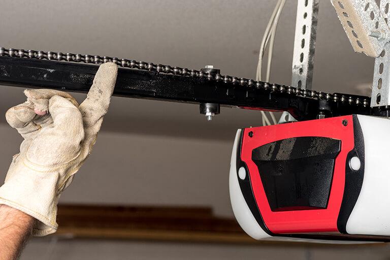 Commercial Garage Door Motor Repair