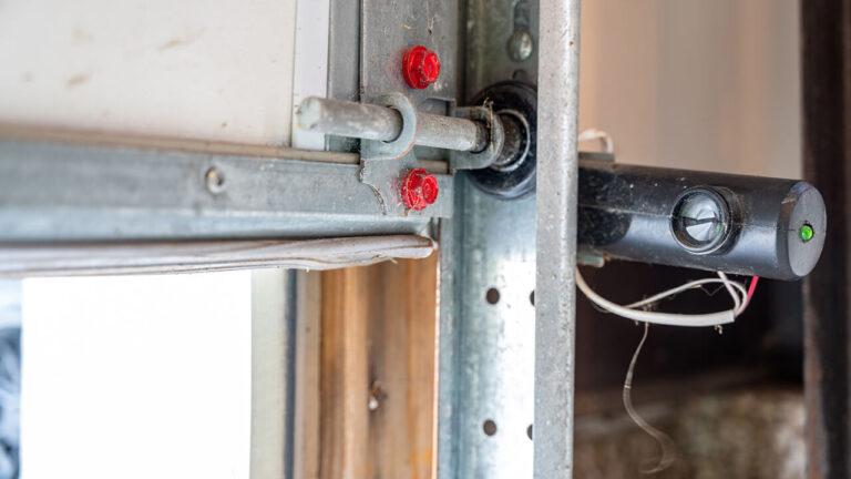 How To Open Garage Door Manually